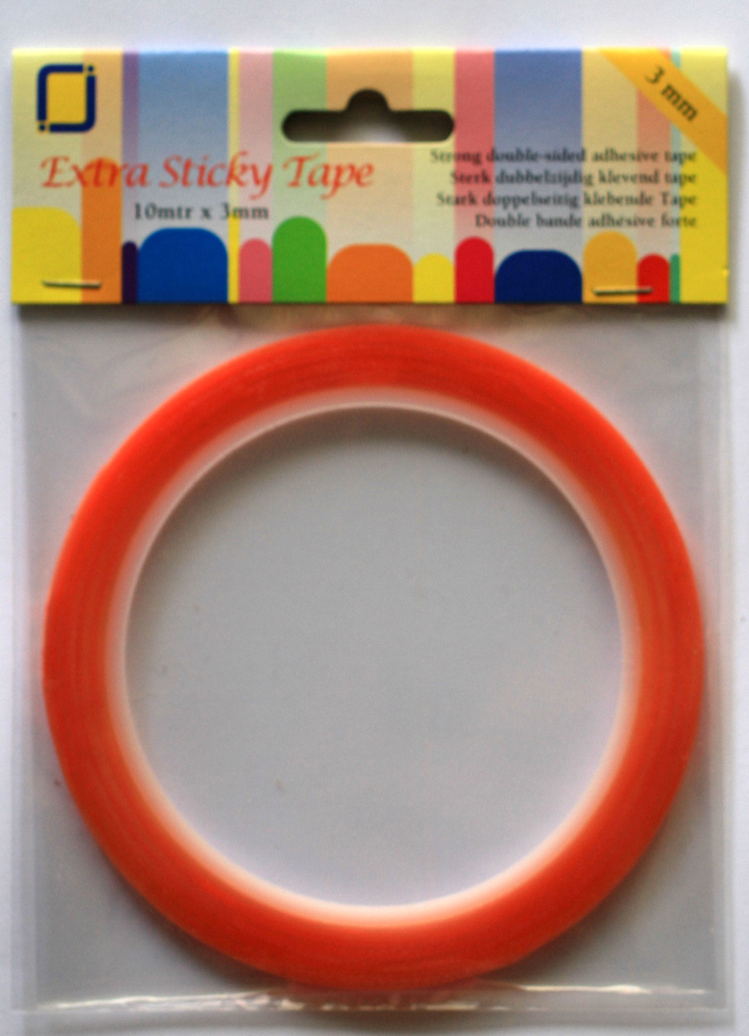 Extra Sticky Double Sided Tape 3mm