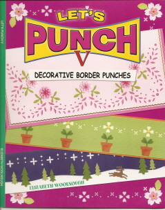 Let's Punch V Decorative Border Punches