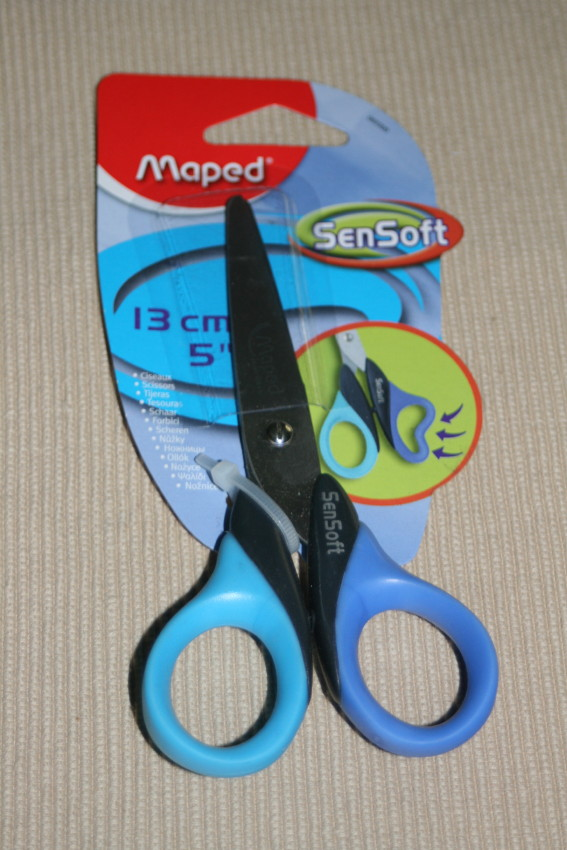 Maped Sensoft 13cm Scissors