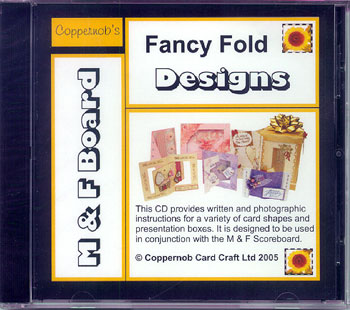 CD-Rom Fancy Fold Designs