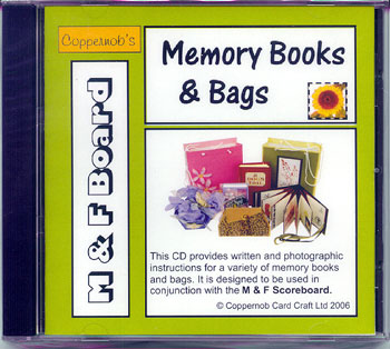 CD-Rom Memory Books & Bags