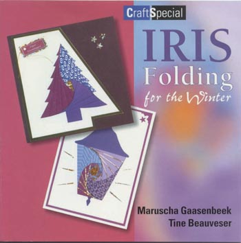 Iris Folding - For the Winter