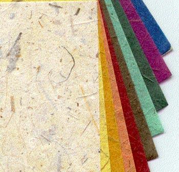 Handmade paper online