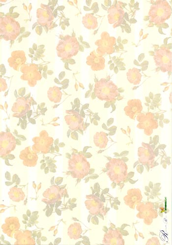 Faint Background - Roses