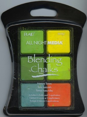 Nature Tones Blending Chalks