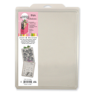 Stampendous Clear Storage Thin